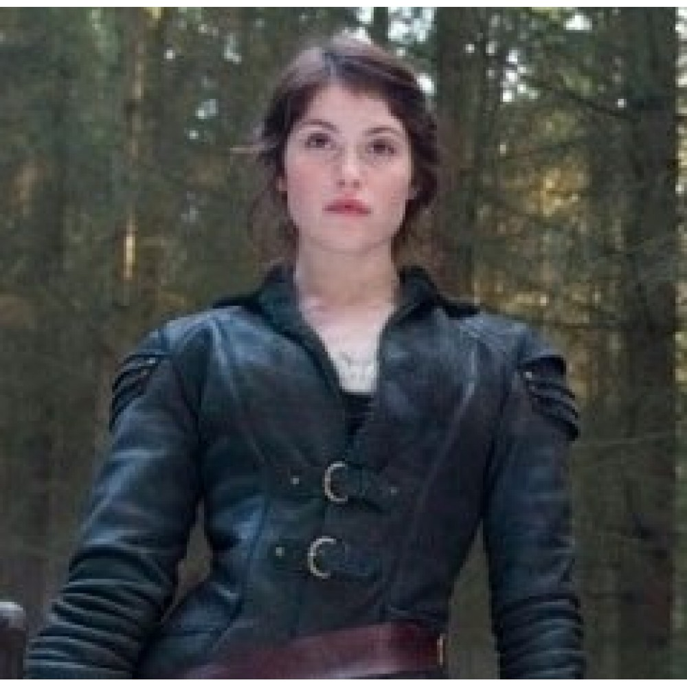Hansel & Gretel Witch Hunters Gemma Arterton (Gretel) Leather Jacket