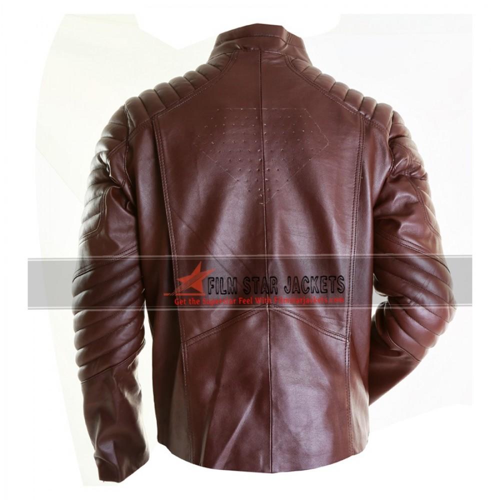 Superman SmallVille Brown Jacket