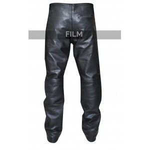 The Crow Brandon Lee (Eric Draven) Leather Pant