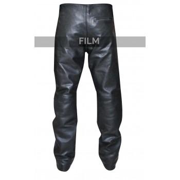 The Crow Brandon Lee (Eric Draven) Leather Pant