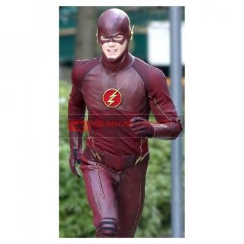 Arrow Season 2 Flash (Grant Gustin) Costume