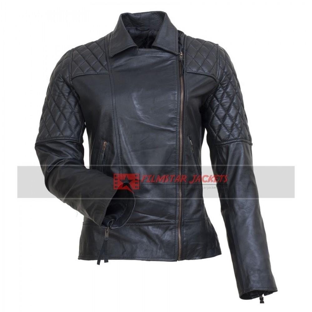 Avril Lavigne Quilted Jacket