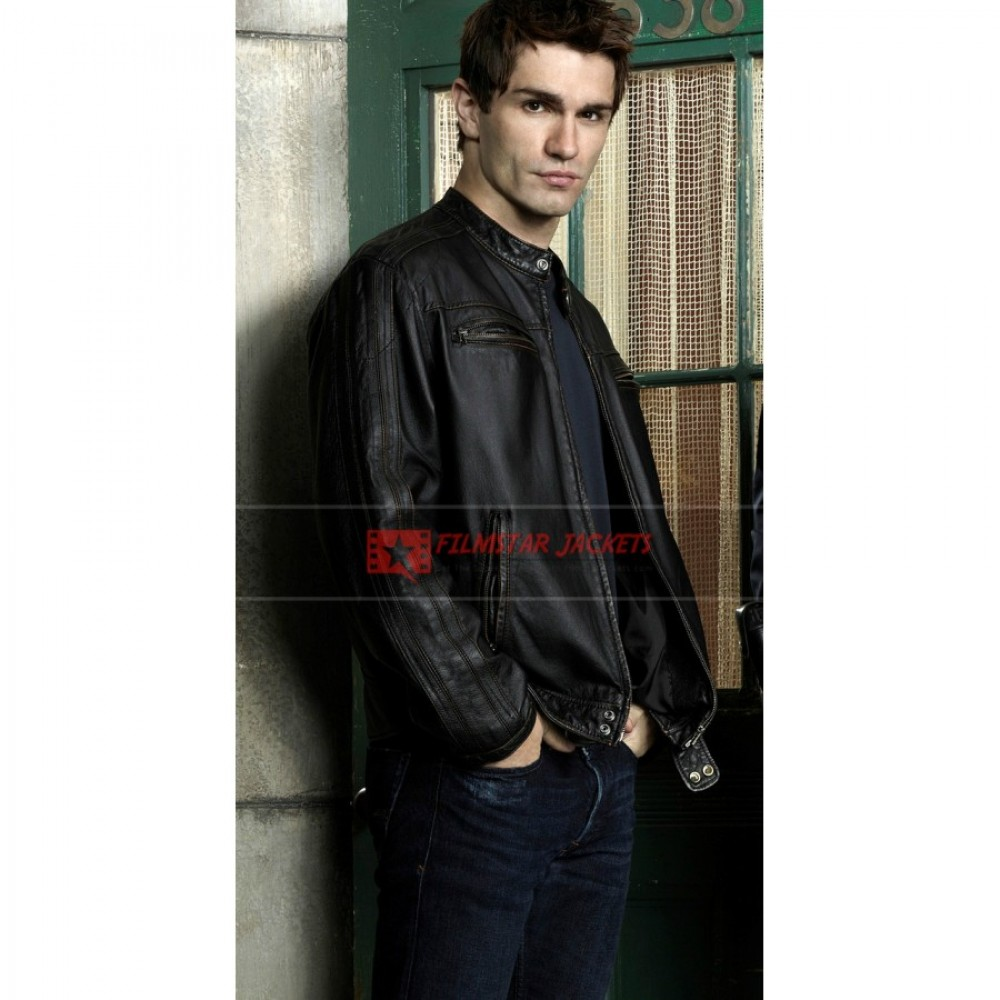 Being Human Sam Witwer Jacket