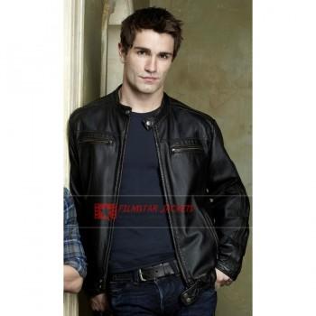 Being Human Sam Witwer Jacket