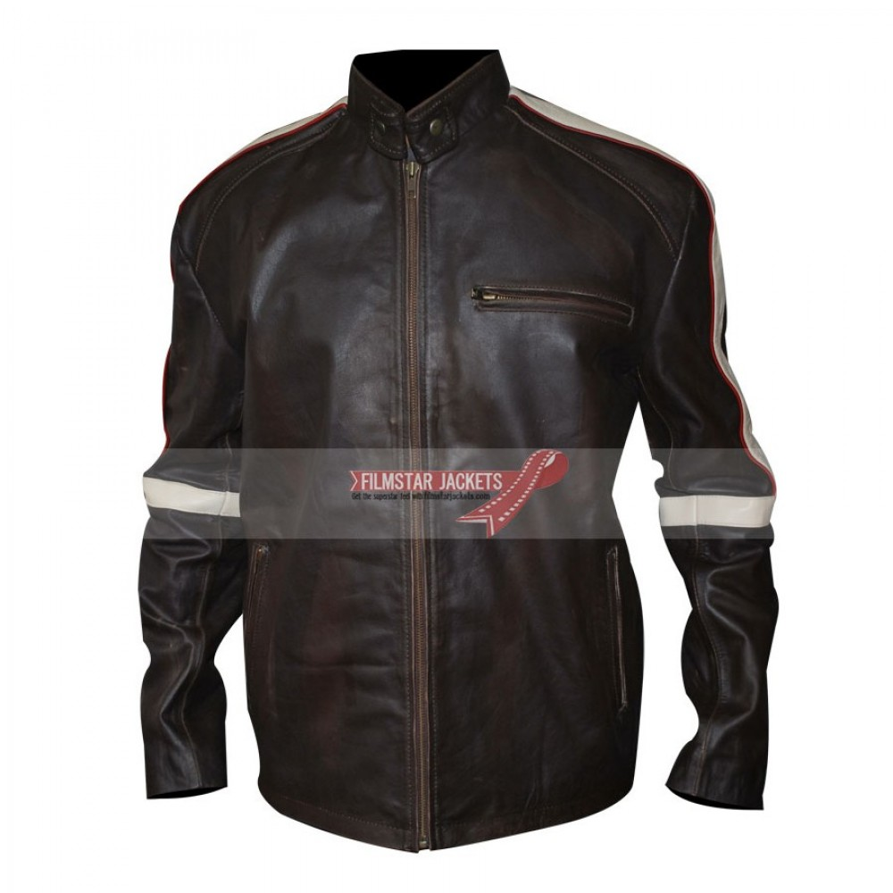 Belstaff Hero Bison Brown Jacket