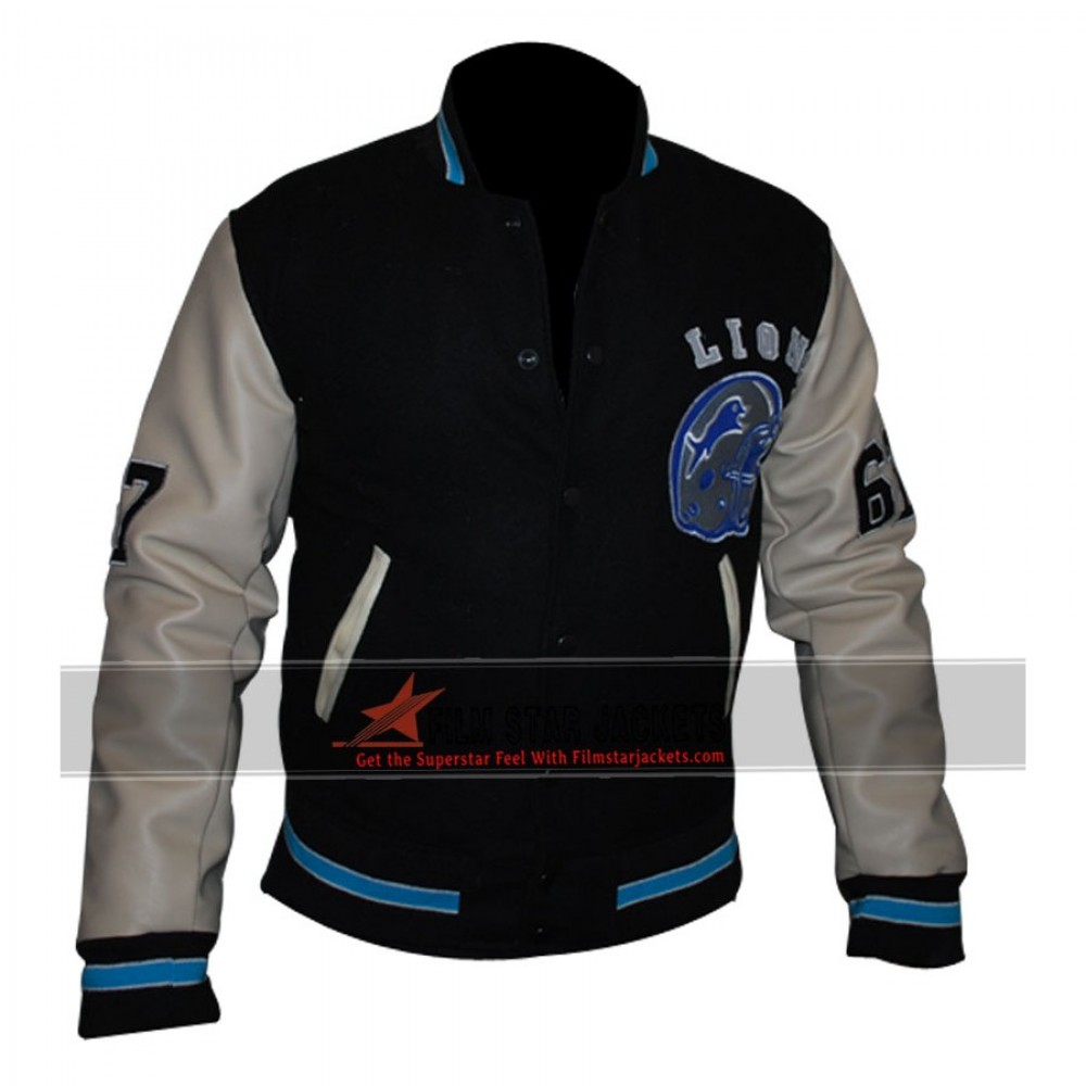 Beverly Hills Cop Detroit Lions Axel Foley Jacket