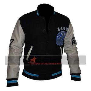 Beverly Hills Cop Detroit Lions Axel Foley Jacket
