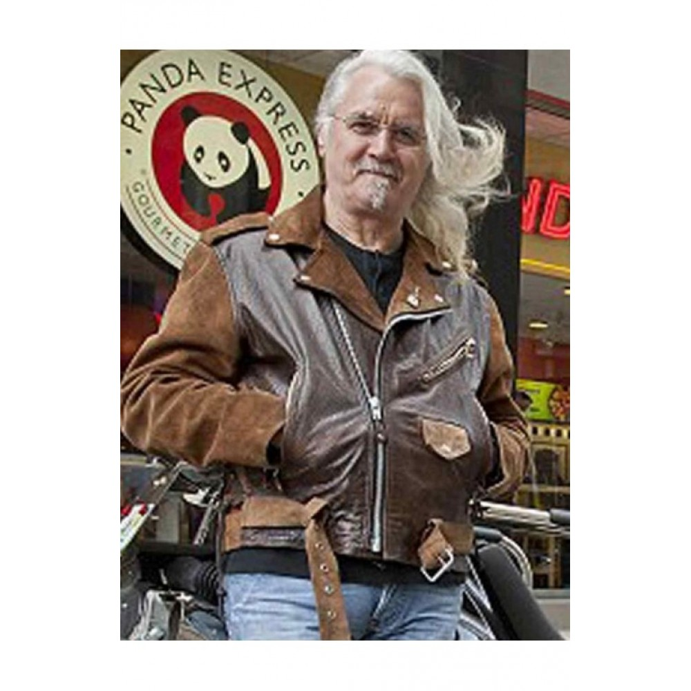 Billy Connolly's Route 66 Motorcycle Jacket