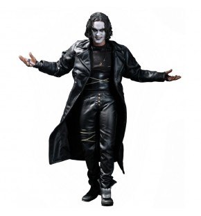 The Crow Eric Draven (Brandon Lee) Leather Costume