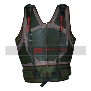 The Dark Knight Rises Two tone Bane Vest