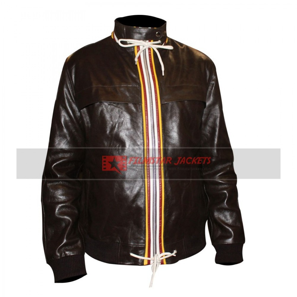David Beckham April Cipriani Bomber Jacket