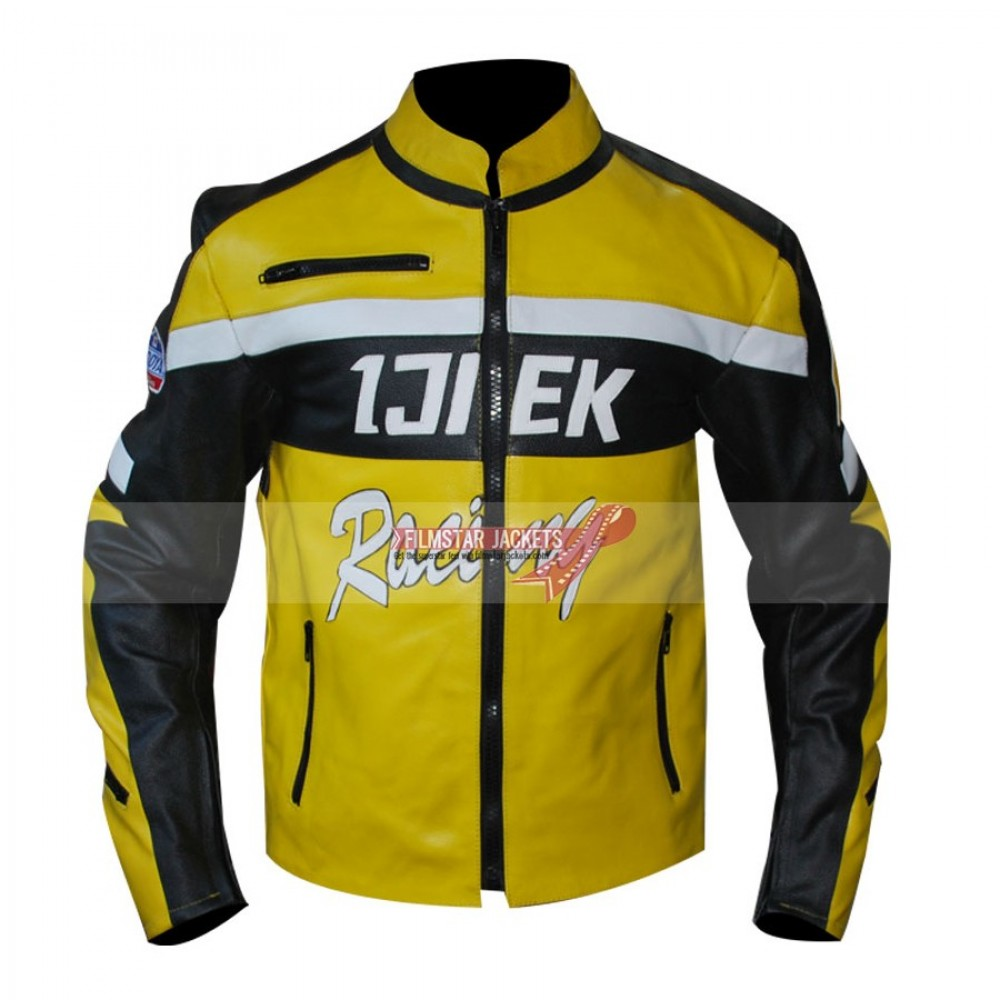 Dead Rising 2 Chuck Greene Warrior Jacket
