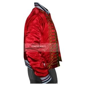 Dior Homme Napoleon Red Jacket