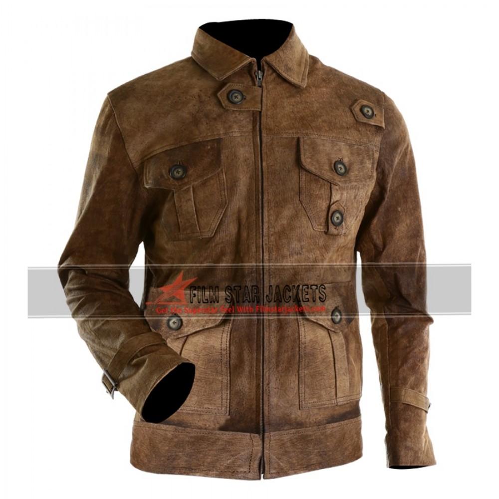 The Expendables 2 Jason Statham Jacket