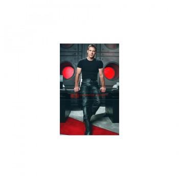 Farscape John Crichton (Ben Browder) Leather Pant