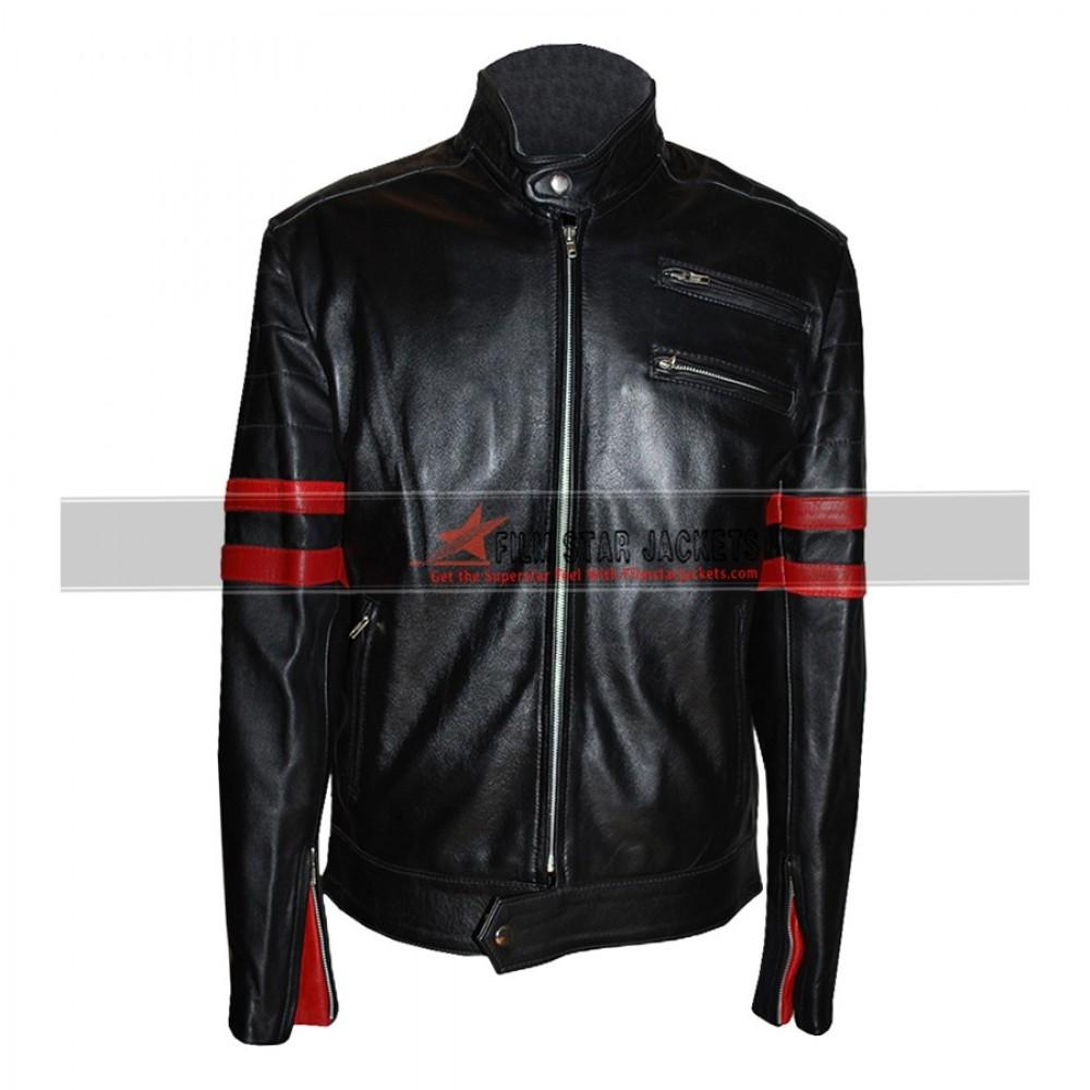 Fight Club Hybrid Mayhem Motorcycle Jacket