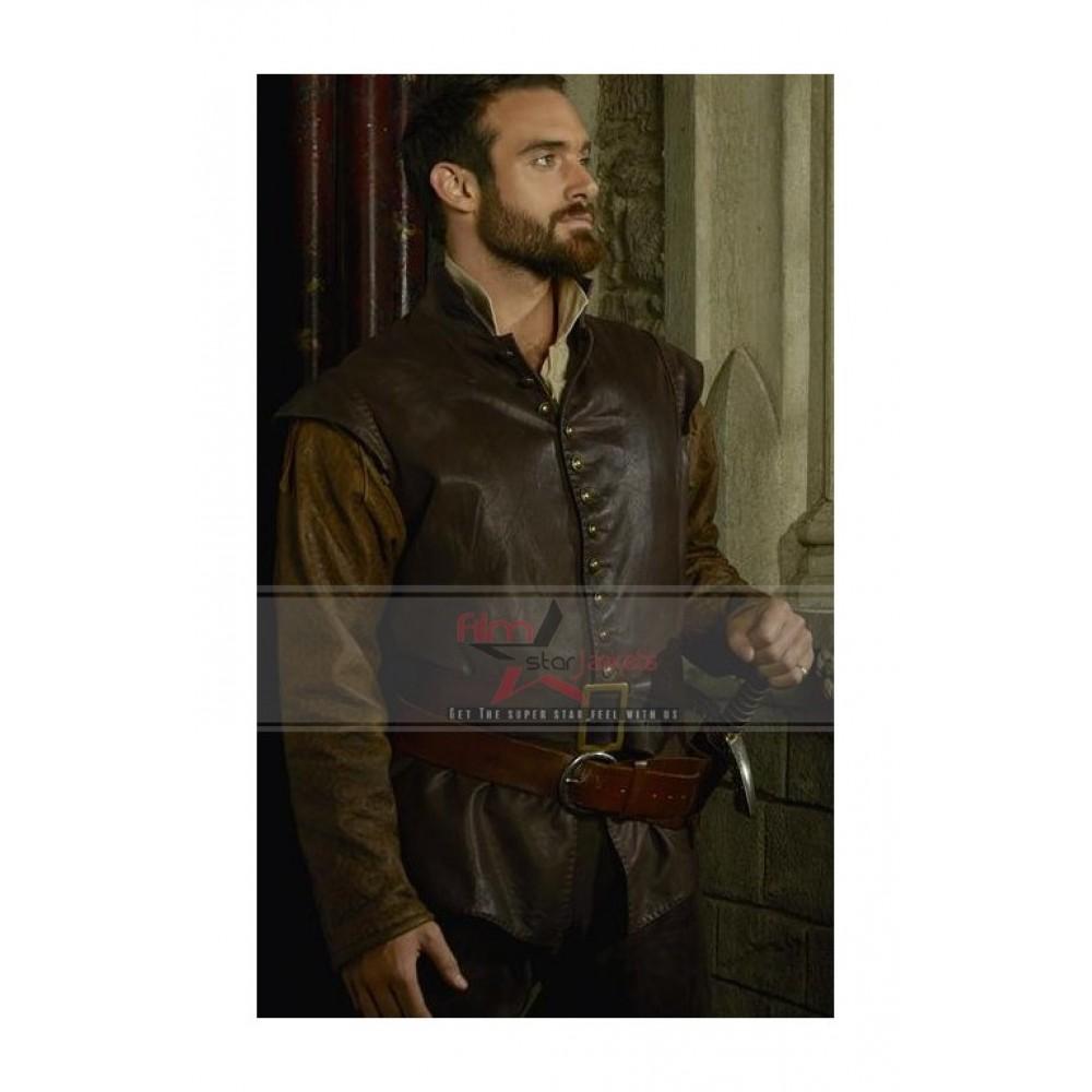 Galavant TV Series Joshua Sasse Vest