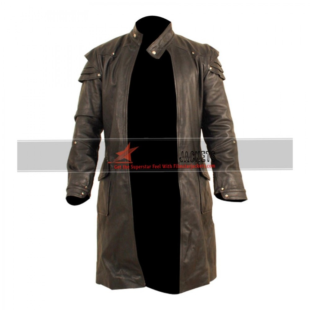 Hansel & Gretel: Witch Hunters Jeremy Renner Leather Costume/Coat