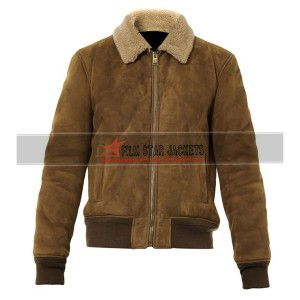 Harry Styles Suede Jacket