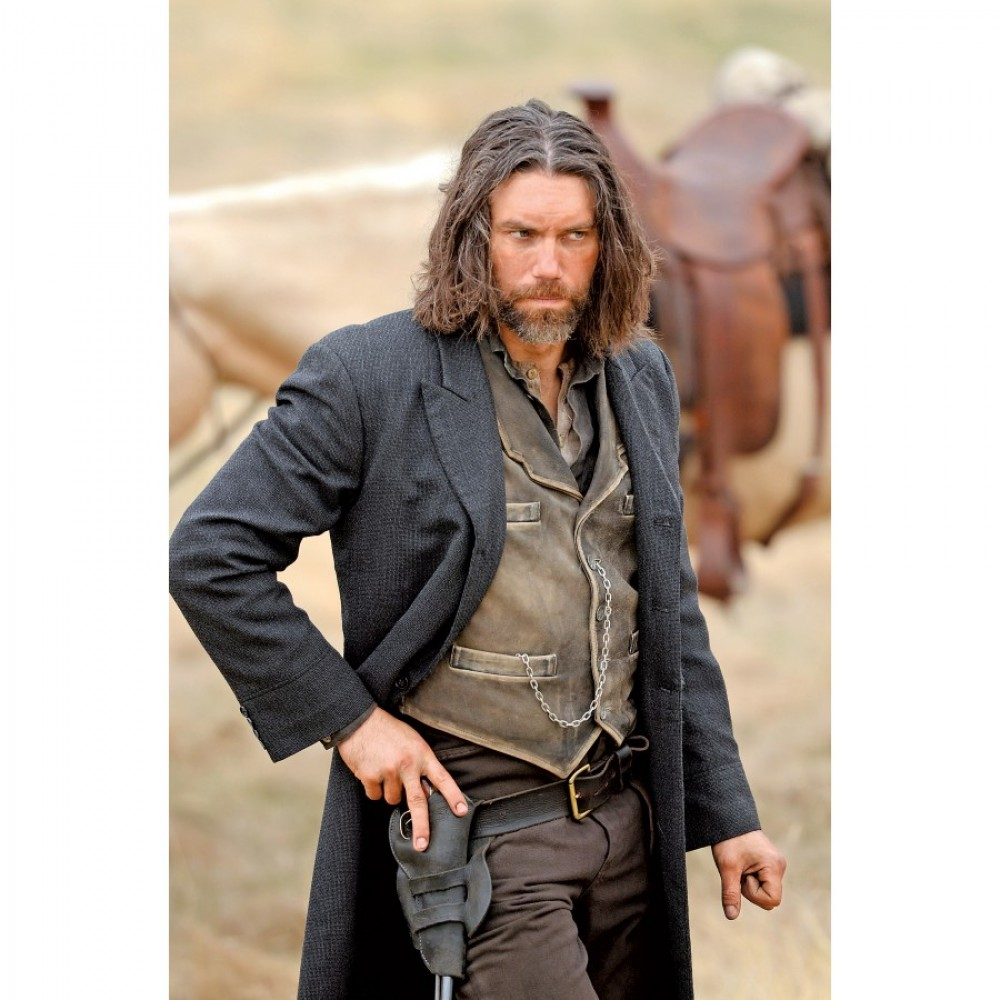 Hell On Wheels Anson Mount (Cullen Bohannon) Costume