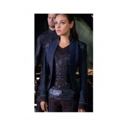 Jupiter Ascending Mila Kunis Blue Jacket