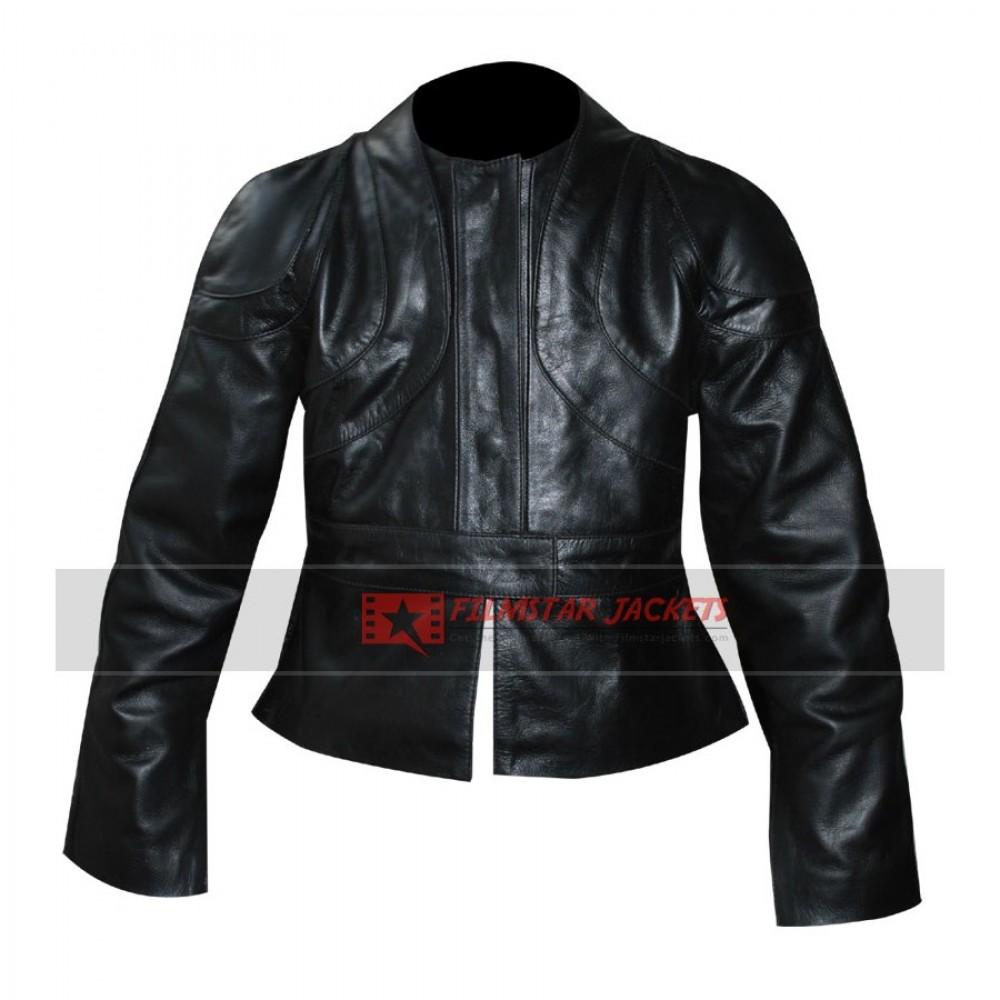 Kill Bill 2 Uma Thurman Black Jacket