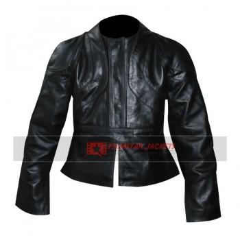 Kill Bill 2 Uma Thurman Black Jacket
