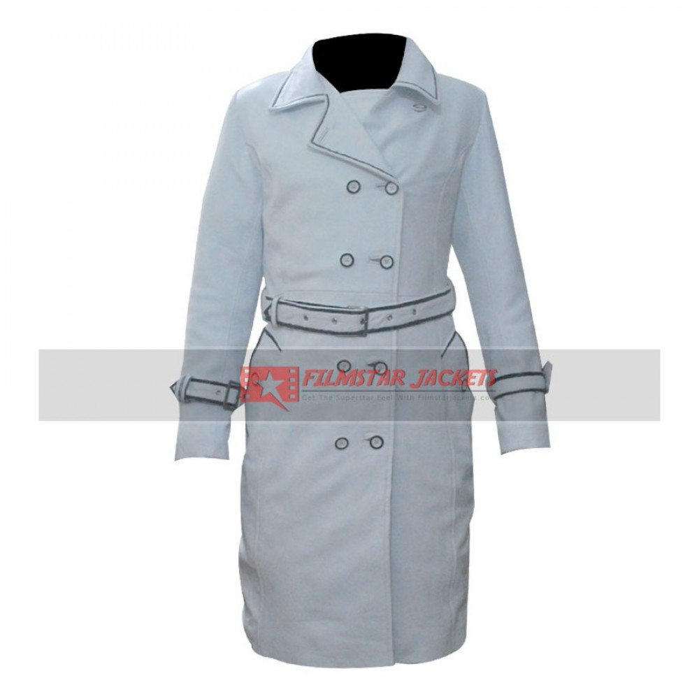 Kill Bill Daryl Hannah White Coat