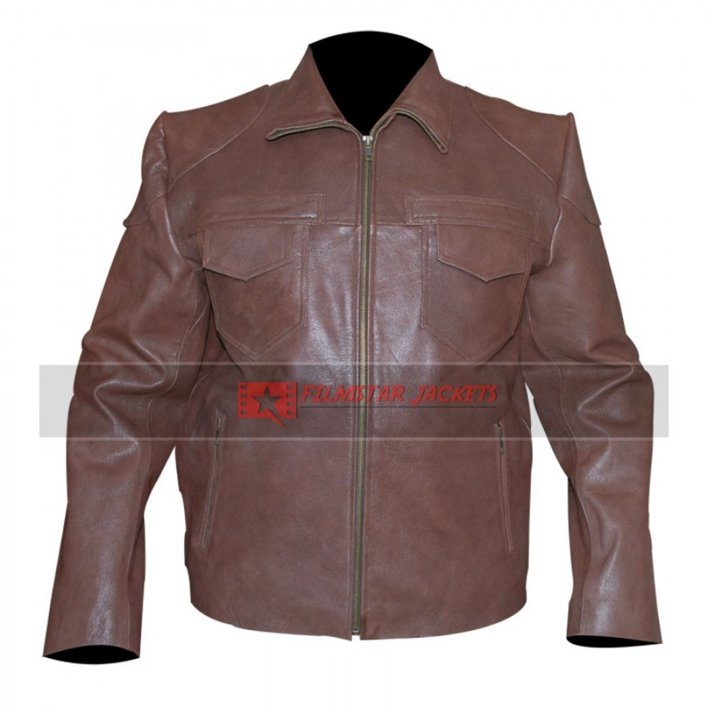 Longmire Season 2 Robert Taylor Jacket