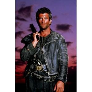 Mad Max Rockatansky (Mel Gibson) Distressed Jacket