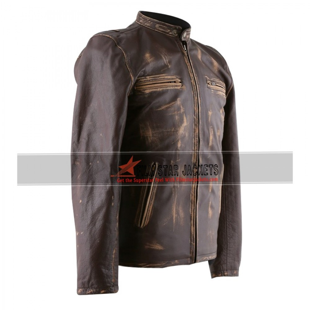 Contraband Mark Wahlberg Jacket