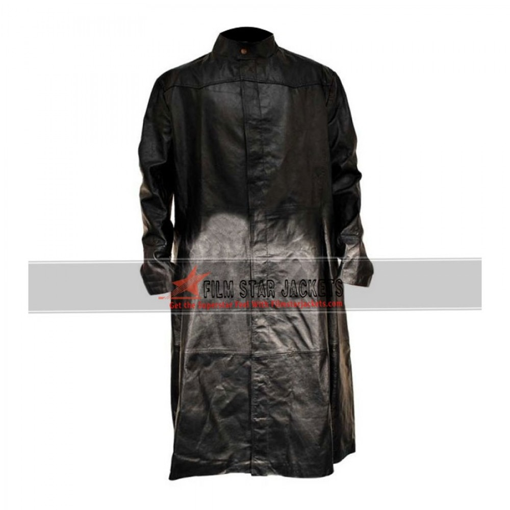 Matrix Reloaded Neo Costume/Coat