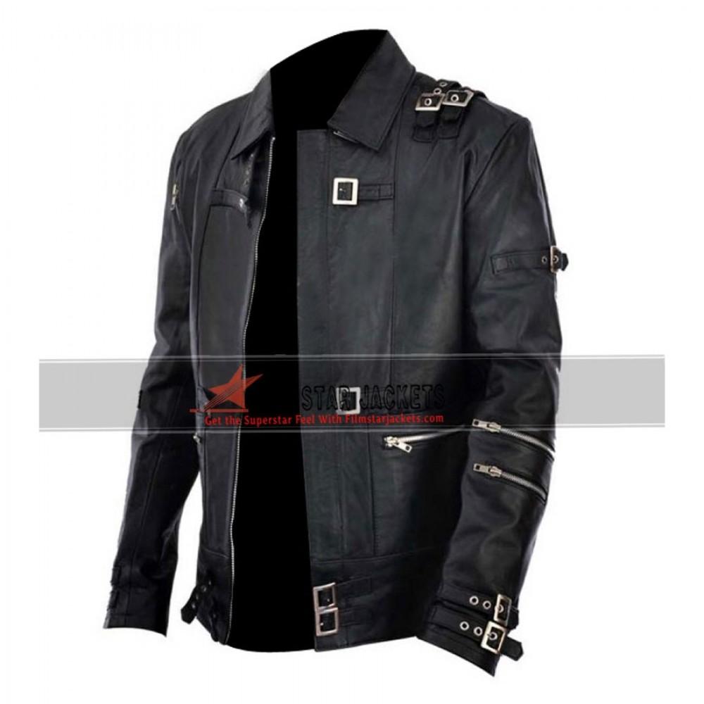 Michael Jackson Bad World Tour Jacket Sale