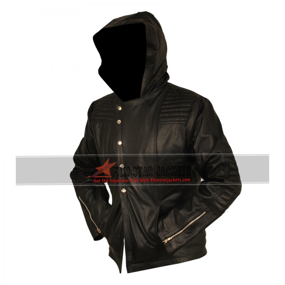 The Mortal Instruments Jamie Campbell Bower Jacket