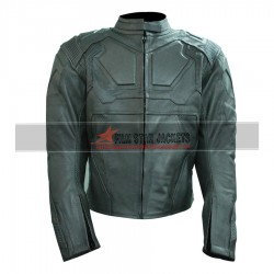 Tom Cruise Oblivion Biker Leather Jacket For Men