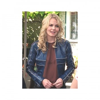 Once Upon A Time Emma Swan Blue Jacket
