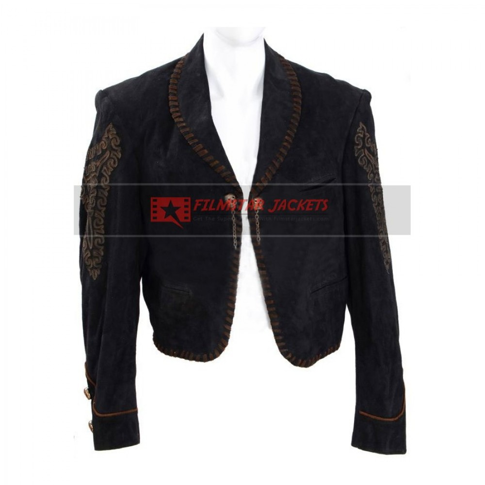 Once Upon A Time In Mexico Antonio Banderas Jacket