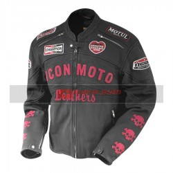 Planet Terror Rose McGowan Icon Moto Jacket