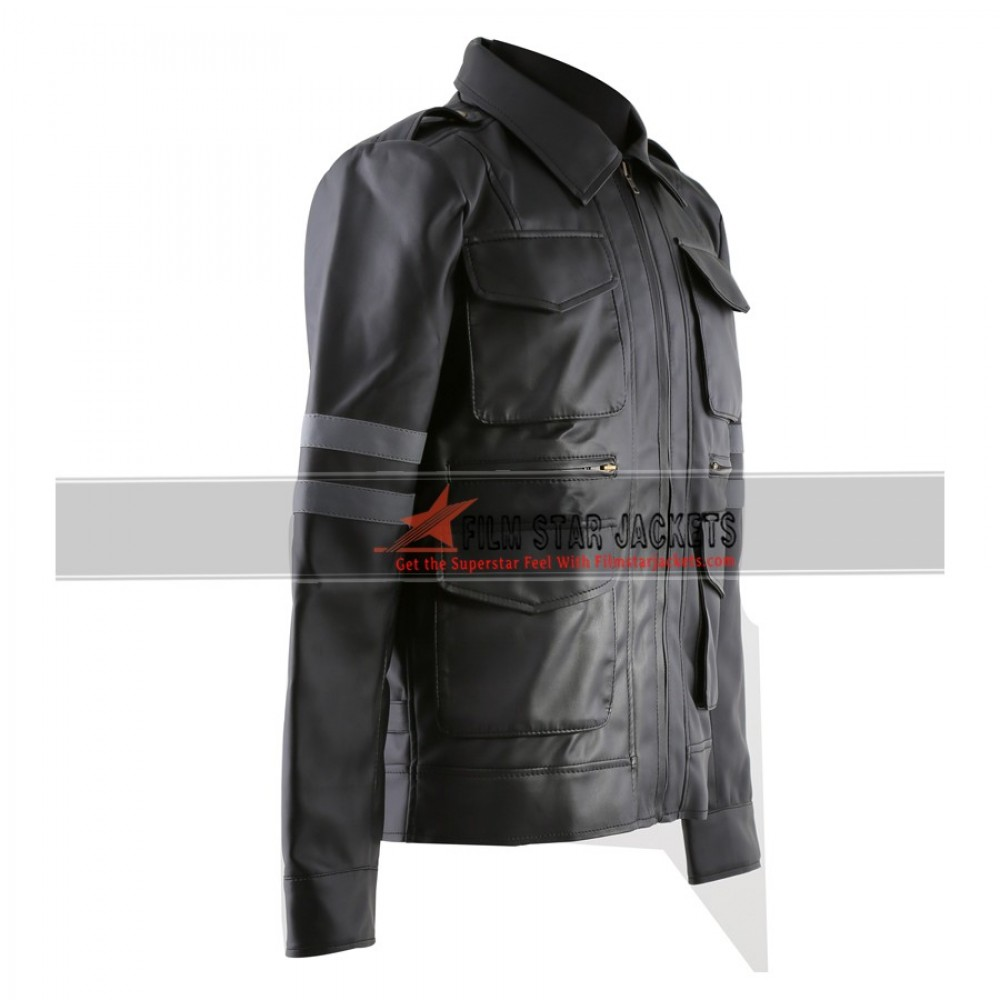 Resident Evil 6 Leon Kennedy Jacket