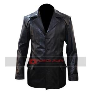 Rocky II Balboa Sylvester Stallone Black Jacket
