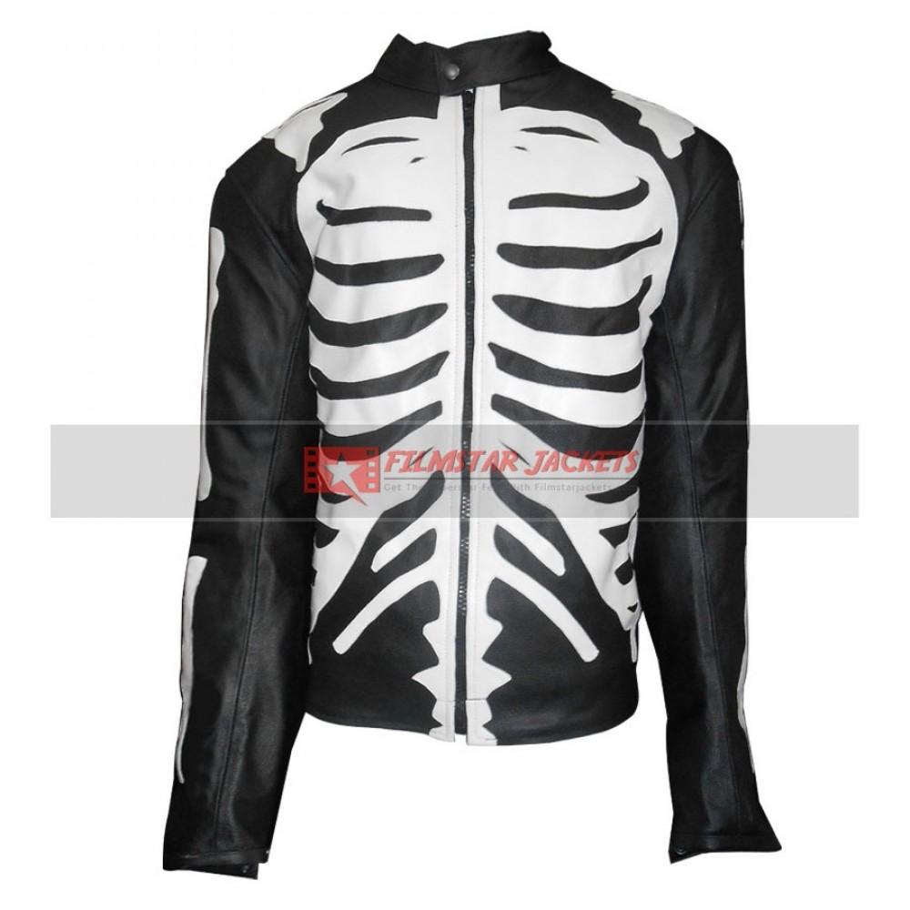 Men's Skeleton Sketch Jacket