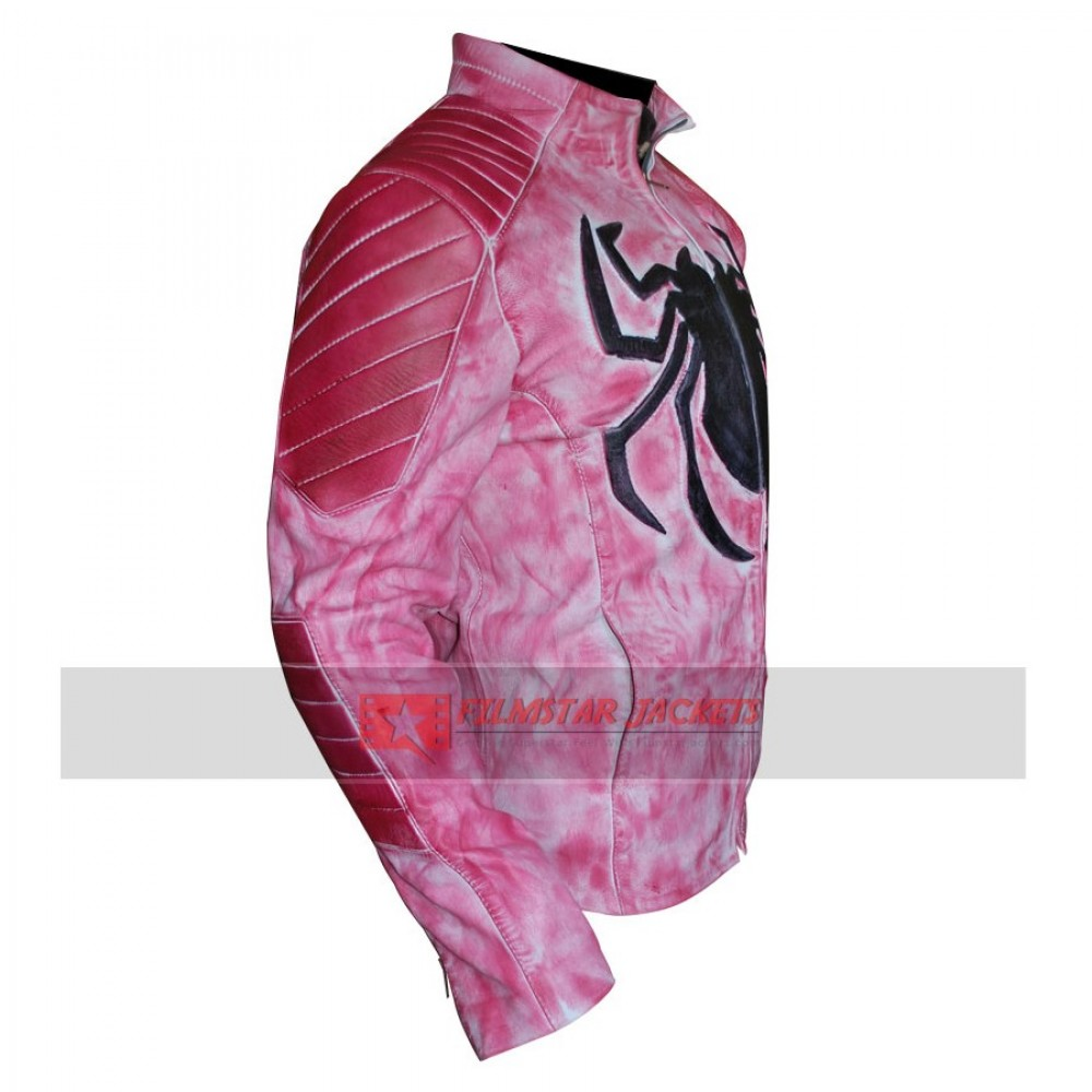 Spiderman Waxed Style Jacket