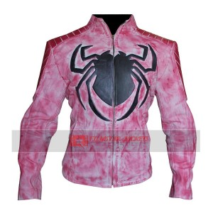 Spiderman Waxed Style Jacket