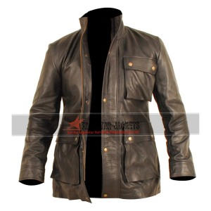 Star Trek Into Darkness Chris Pine Jacket