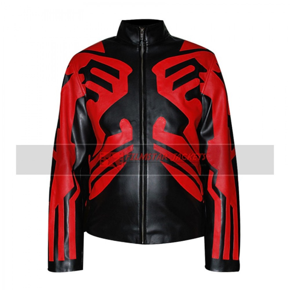 Star Wars Darth Maul Themed Jacket