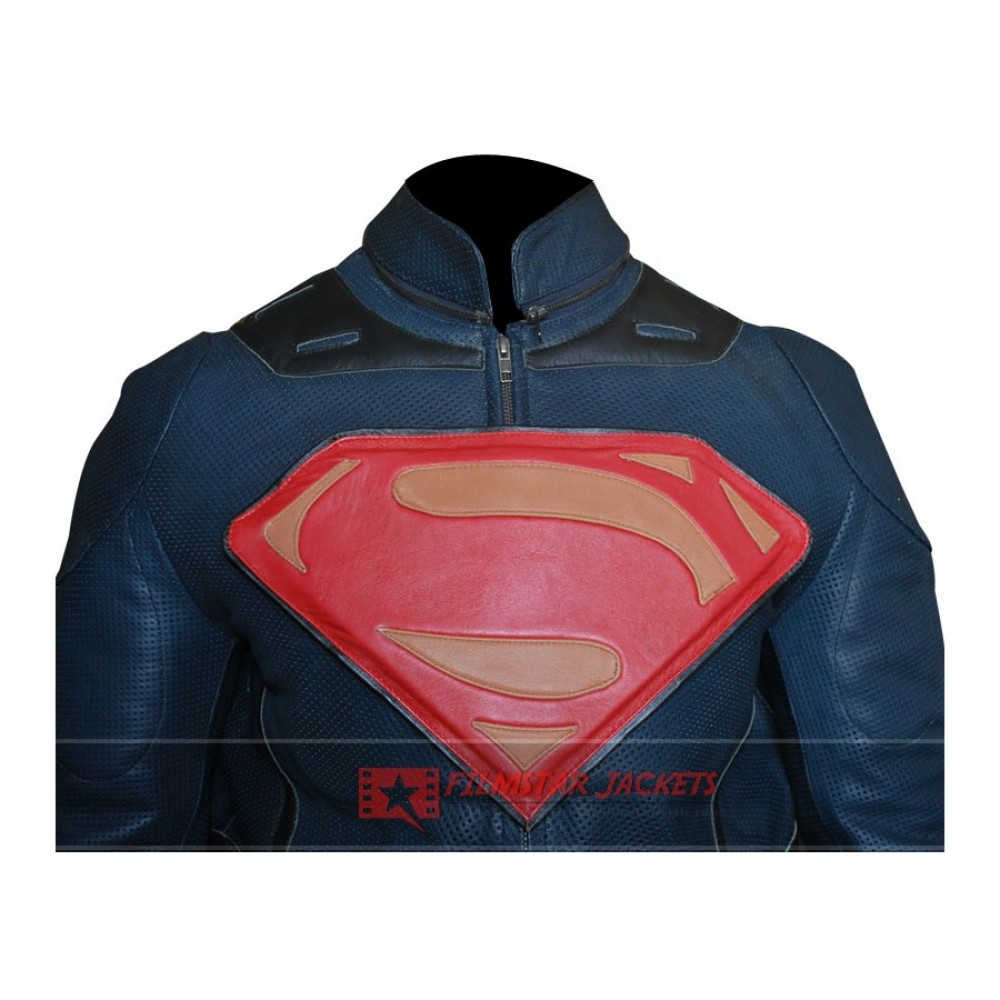 Superman Design Man of Steel (2013) Cosplay Costume