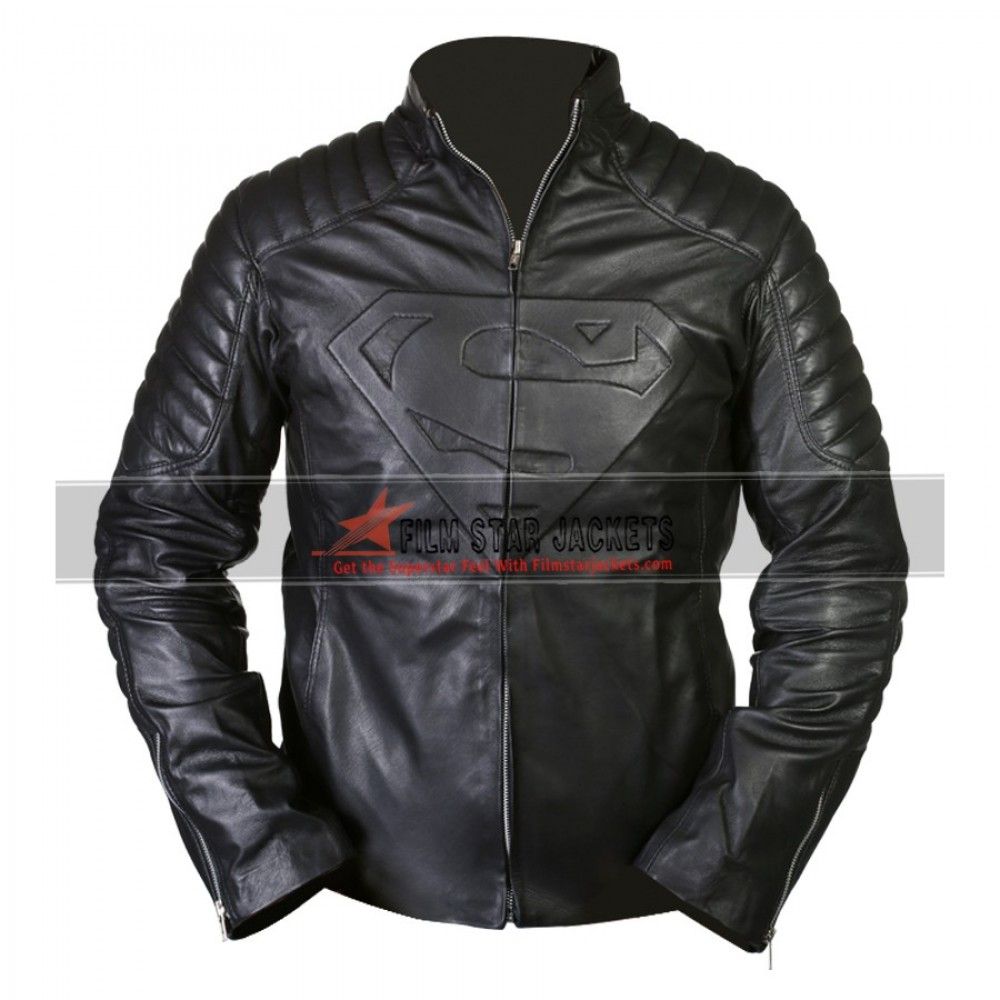 Superman Smallville Clark Kent Jacket