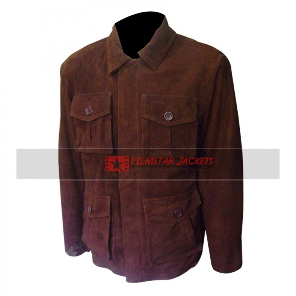 Supernatural Season 7 Dean Winchester Brown Jacket
