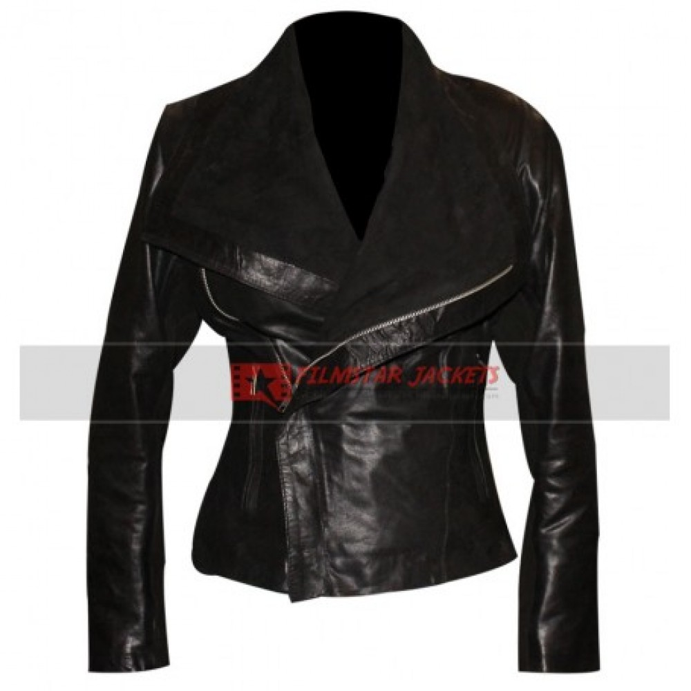 Taylor Swift Rick Owens Biker Jacket