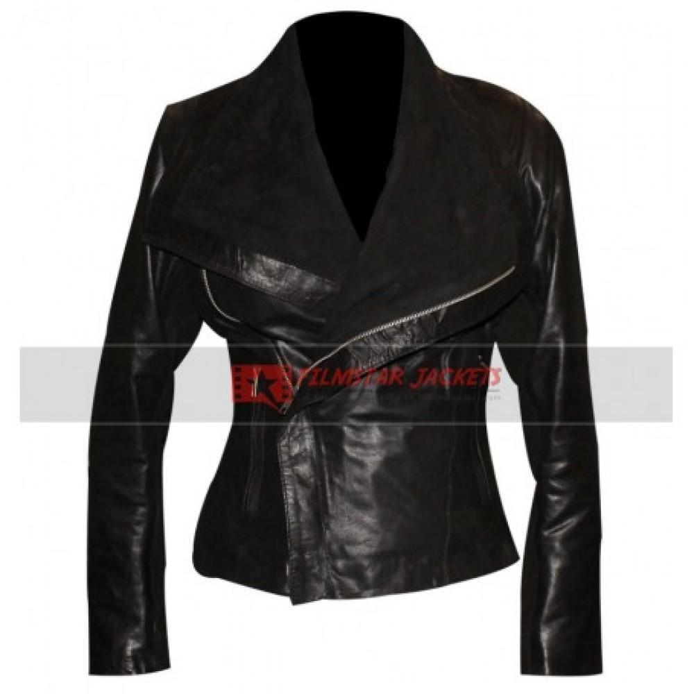 Taylor Swift Rick Owens Biker Jacket